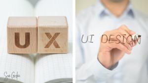 UX vs UI